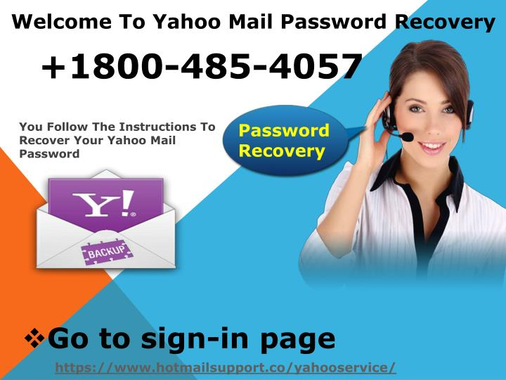 welcome to yahoo mail password recovery n.