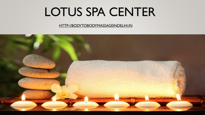 lotus spa center n.