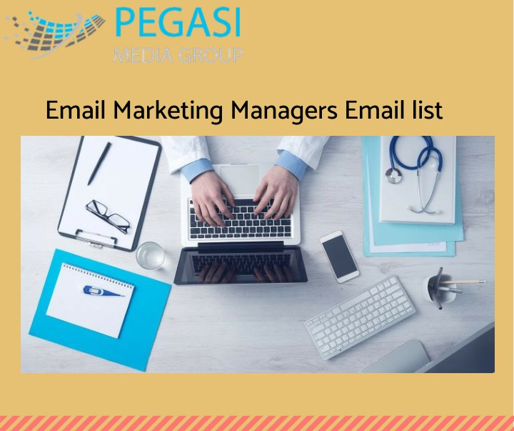 email marketing managers email list n.