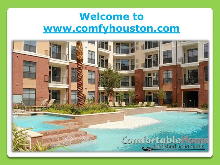 welcome to www comfyhouston com n.