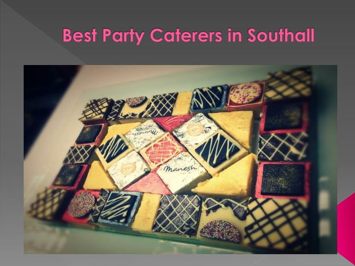 best party caterers in southall n.