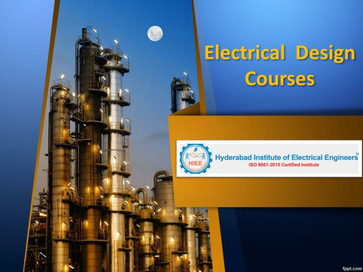 PPT - Course after Diploma in Electrical Engineering