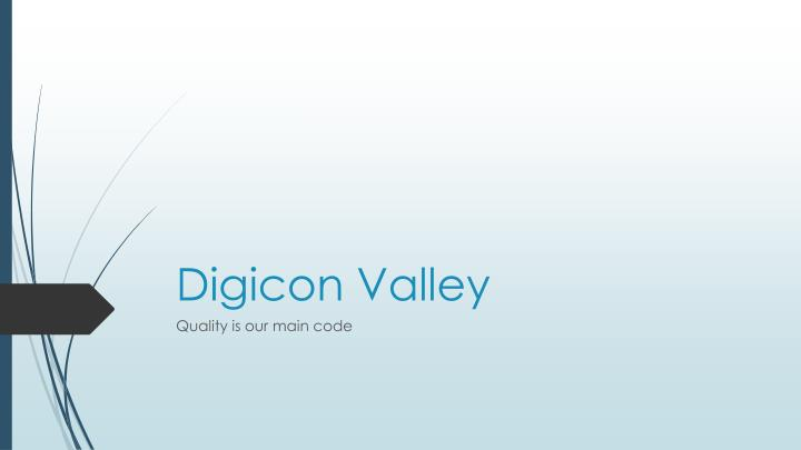 digicon valley n.