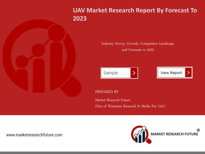 uav market research report by forecast to 2023 n.