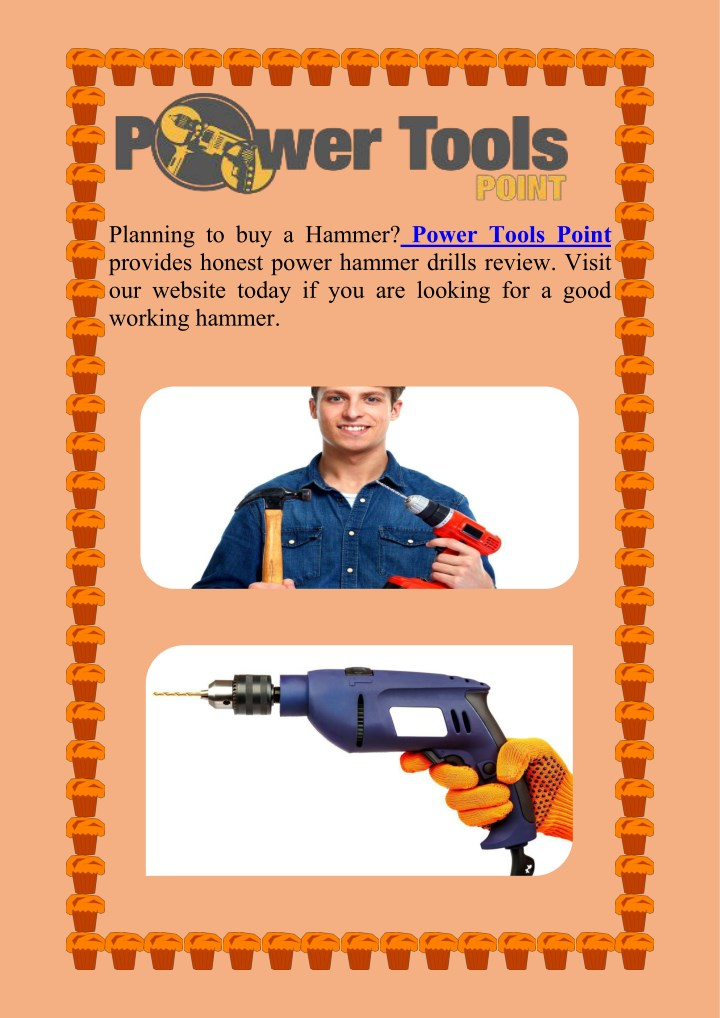 planning to buy a hammer power tools point n.