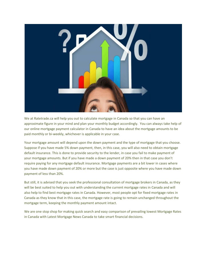 we at ratetrade ca will help you out to calculate n.