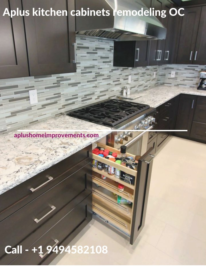 aplus kitchen cabinets remodeling oc n.