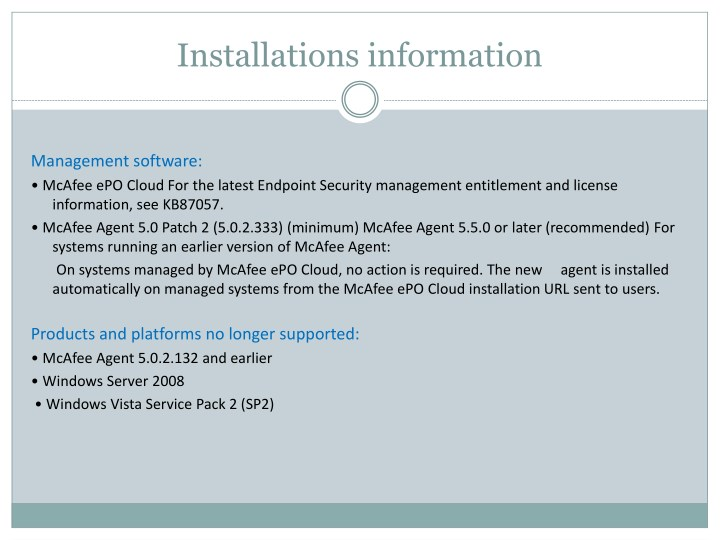 PPT - Mcafee Activation PowerPoint Presentation - ID:8012741