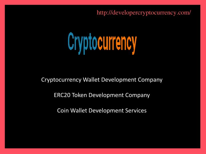 http developercryptocurrency com n.