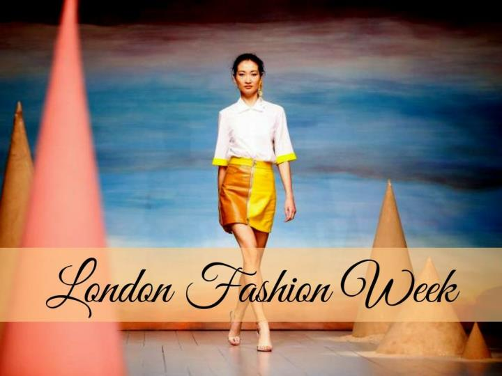 Ppt London Fashion Week Powerpoint Presentation Free Download Id 8013767