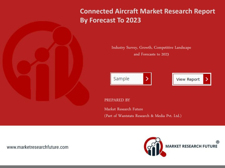 connected aircraft market research report n.