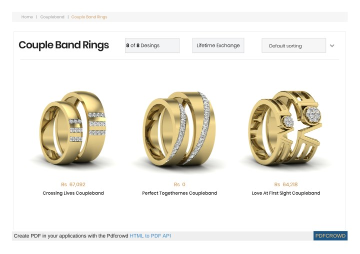 home coupleband couple band rings n.