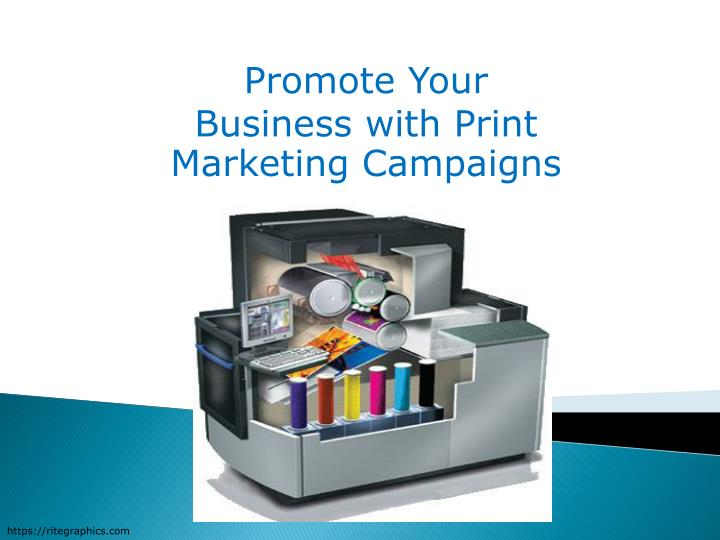 promote your business with print marketing n.