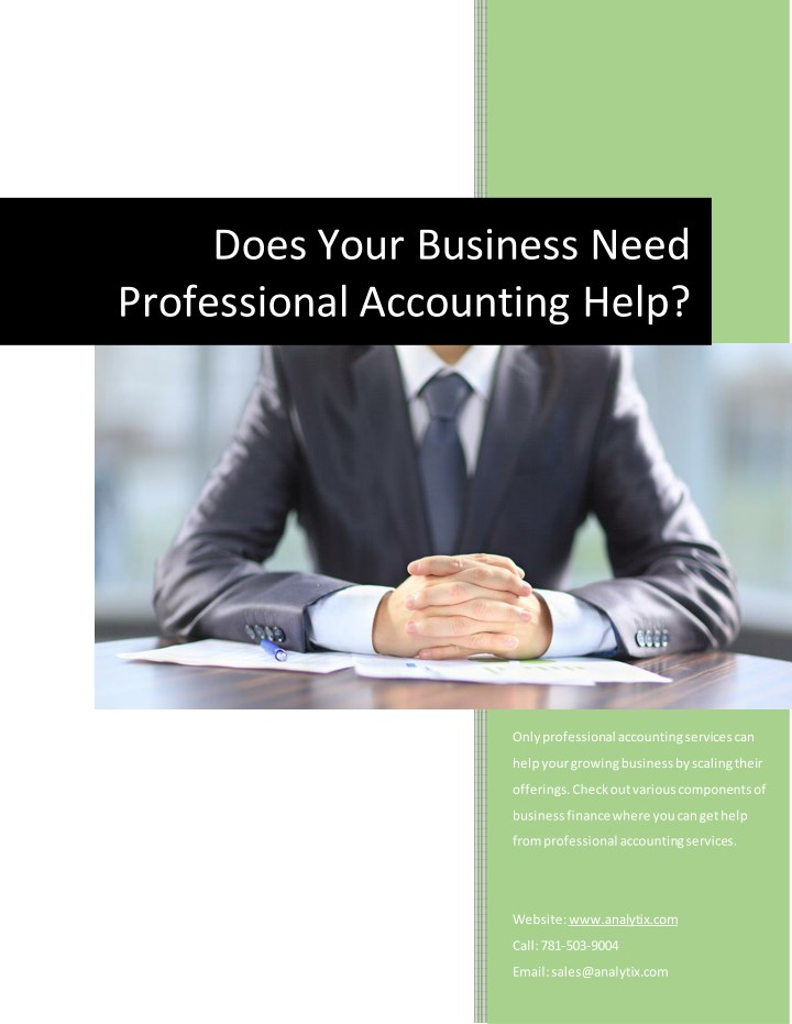 does your business need professional accounting n.