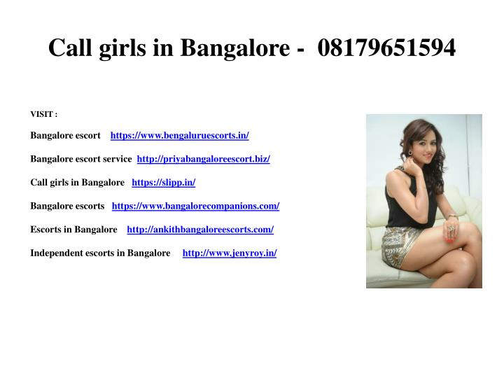 call girls in bangalore 08179651594 n.