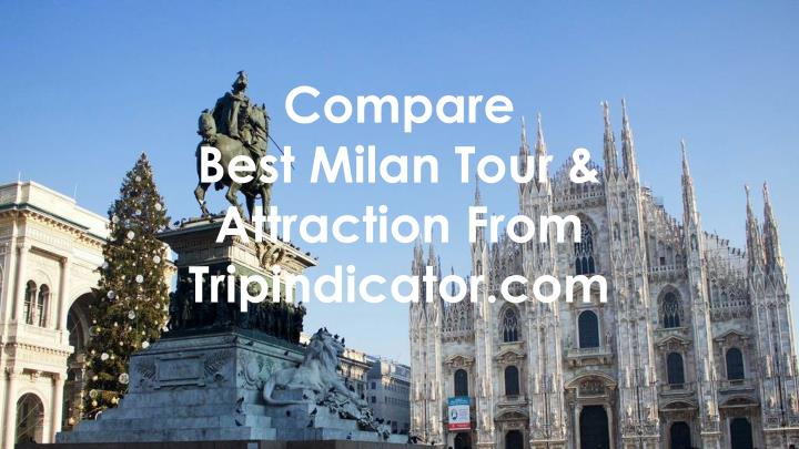compare best milan tour attraction from n.