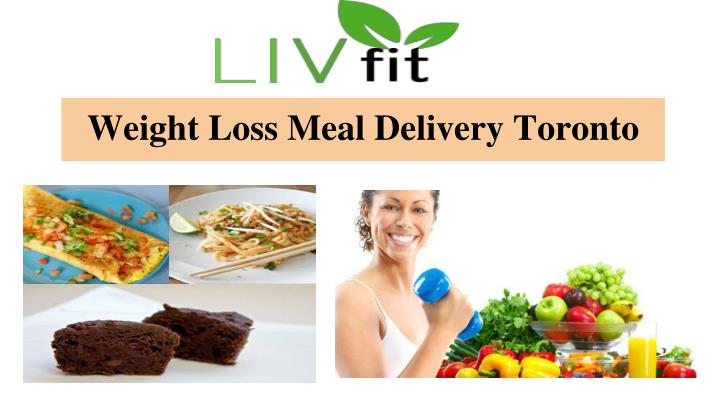 weight loss meal delivery toronto n.