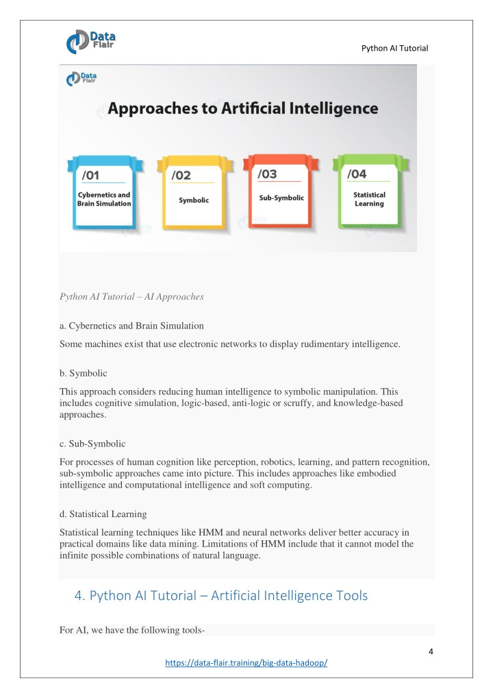 PPT - Artificial Intelligence Programming Python PowerPoint