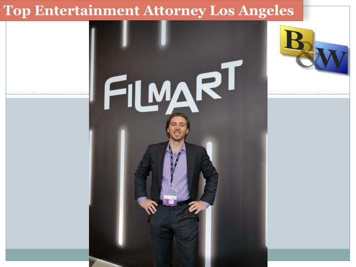 top entertainment attorney los angeles n.