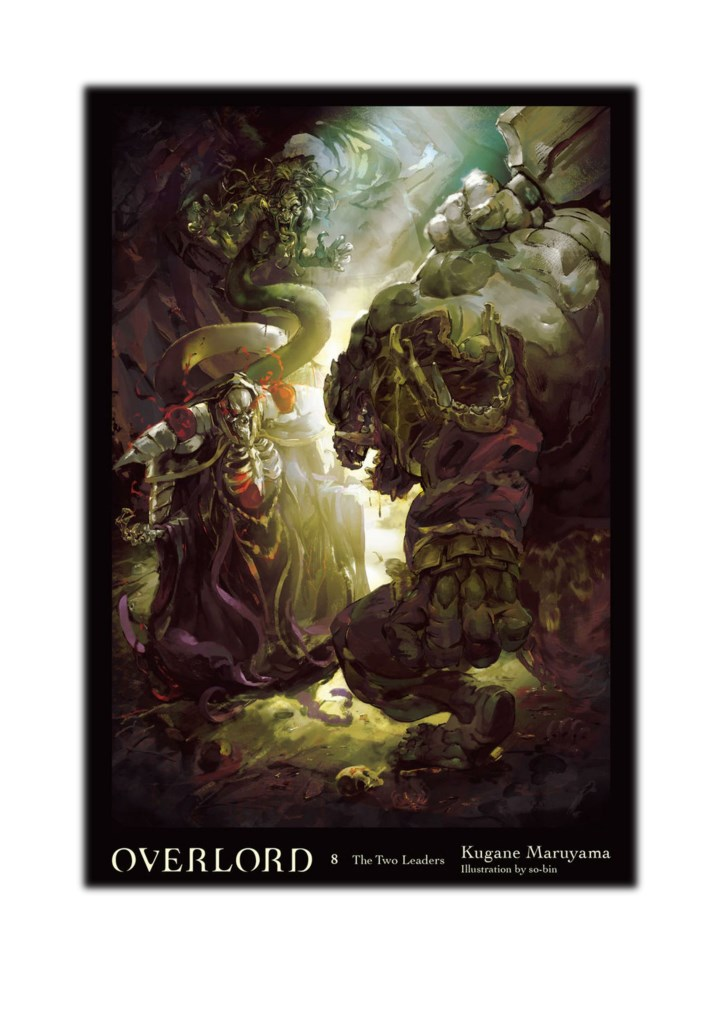 PPT - [PDF] Free Download Overlord, Vol  8 (light novel) By