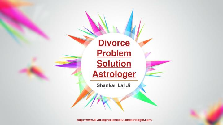divorce problem solution astrologer n.