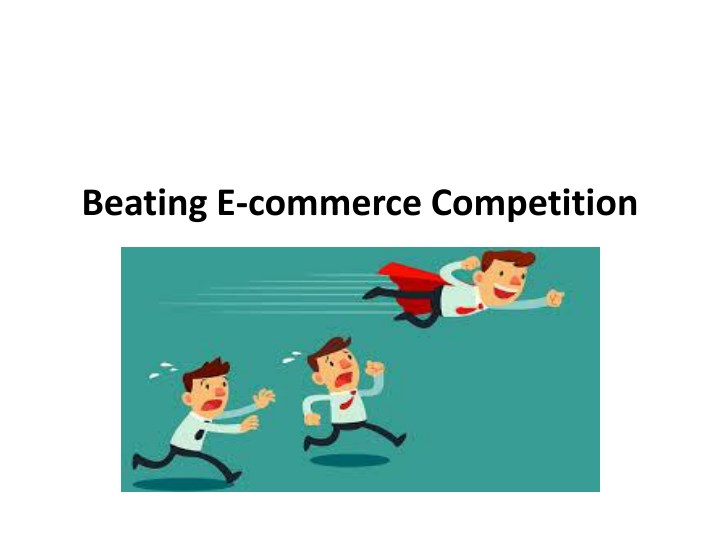beating e commerce competition n.