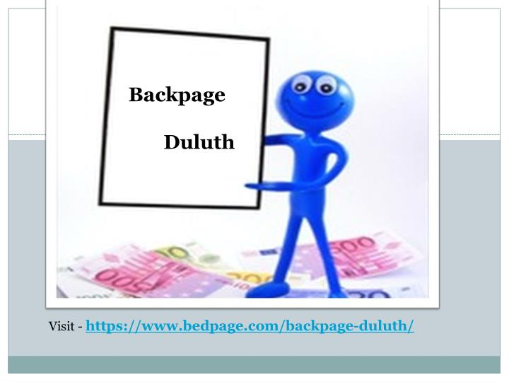 backpage duluth n.