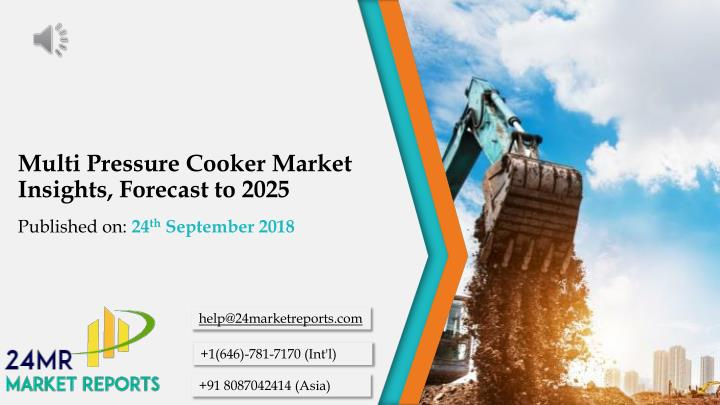 multi pressure cooker market insights forecast to 2025 n.