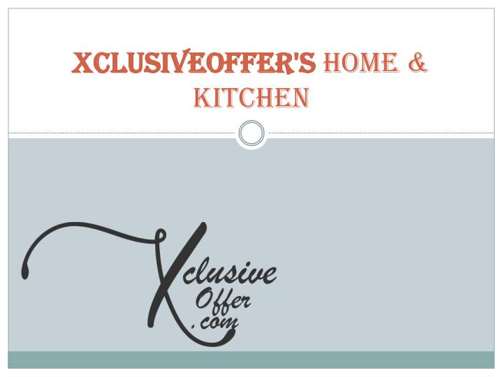 xclusiveoffer s home kitchen n.
