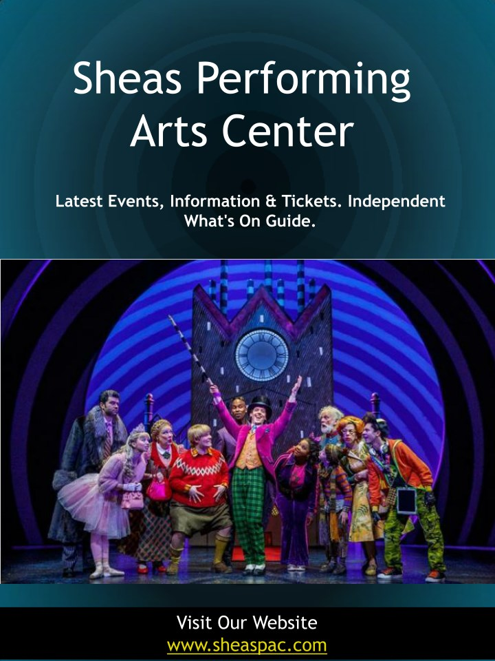 sheas performing arts center n.
