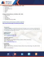 vr application outlook revenue usd million 2014