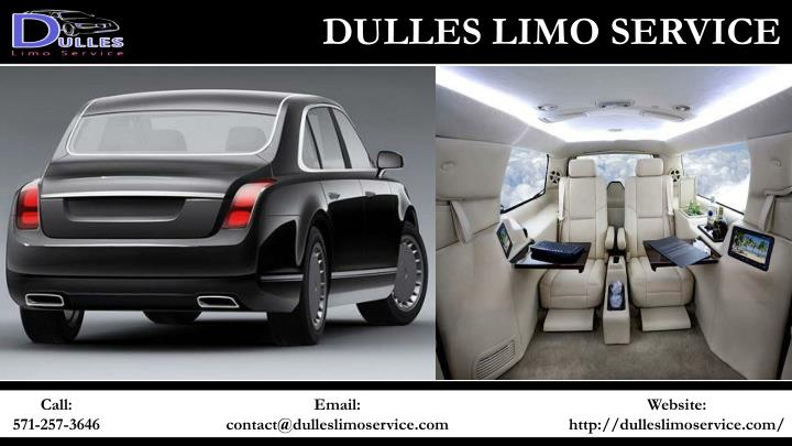 dulles limo service n.
