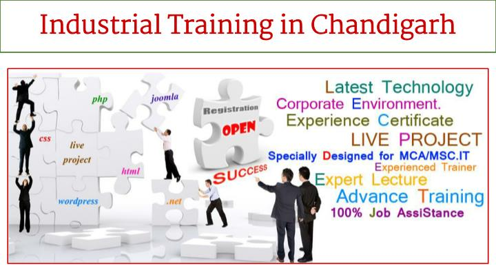 industrial training in chandigarh n.