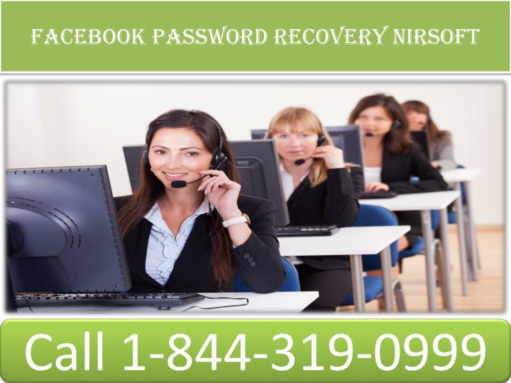 facebook password recovery nirsoft n.