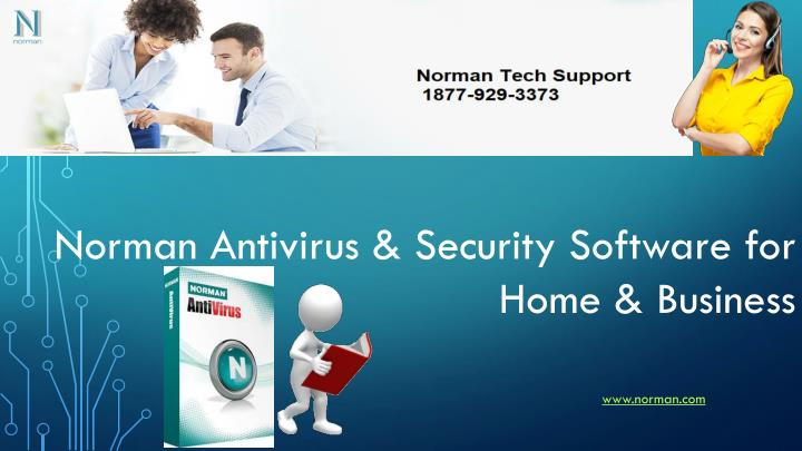 norman antivirus security software for home n.