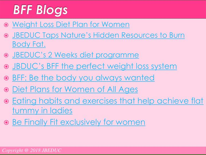 Ppt Fat Loss Diet Plan For Female Powerpoint Presentation Id8023294