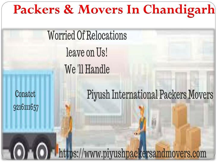 packers movers in chandigarh n.