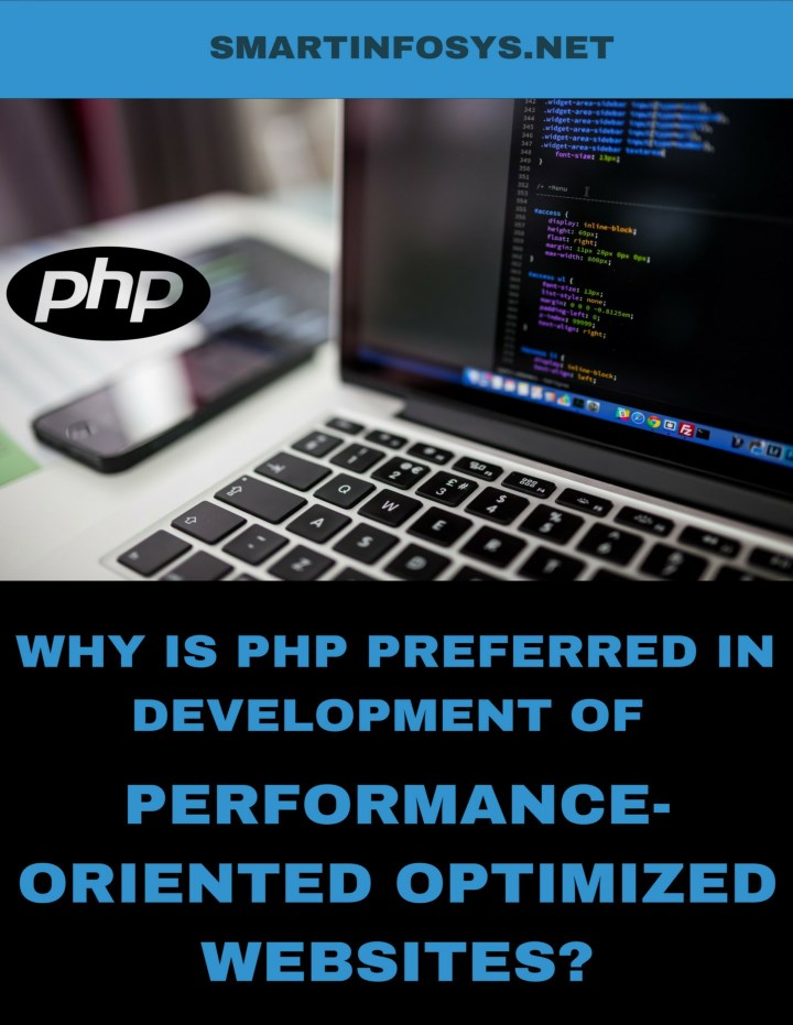 why is php preferred in development n.