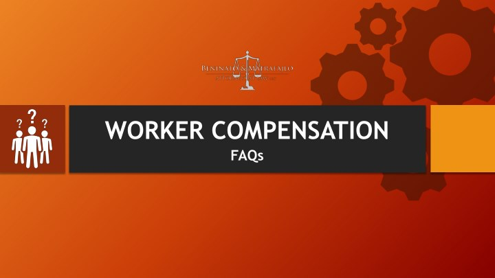 worker compensation faqs n.