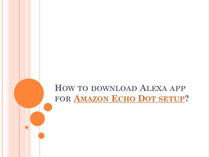 h ow to download a lexa app for a mazon n.