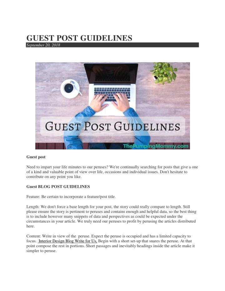 guest post guidelines september 20 2018 n.