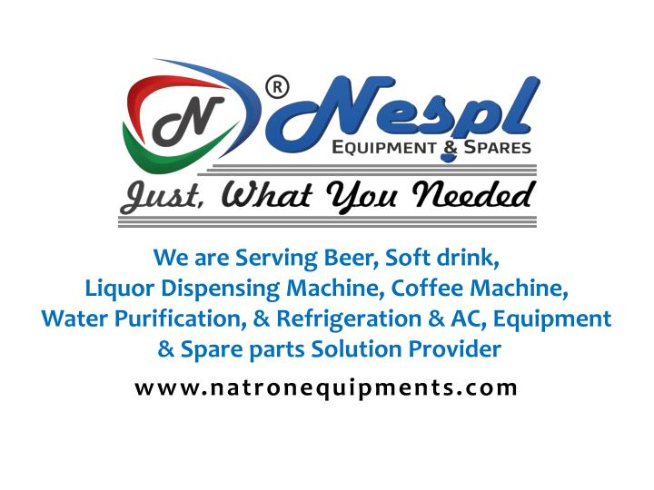 we are serving beer soft drink liquor dispensing n.