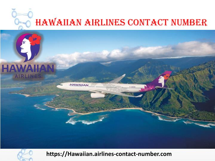 hawaiian airlines contact number n.