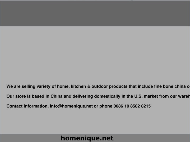 we are selling variety of home kitchen outdoor n.