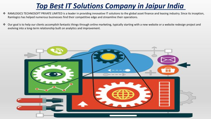 top best it solutions company in jaipur india n.