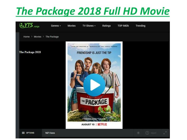 the package 2018 full hd movie n.