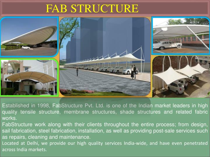 fab structure n.