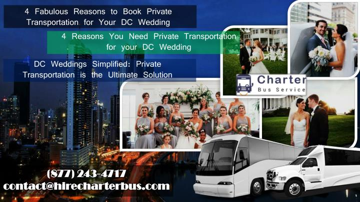 4 fabulous reasons to book private transportation n.
