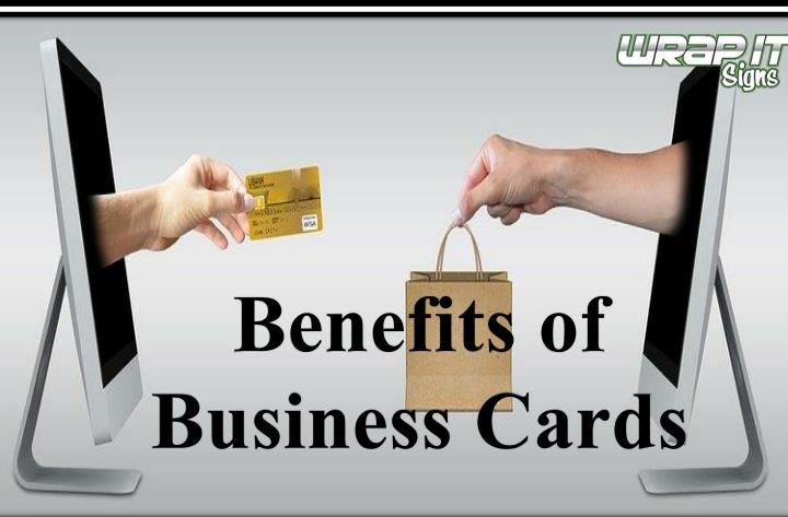 benefits of business cards n.
