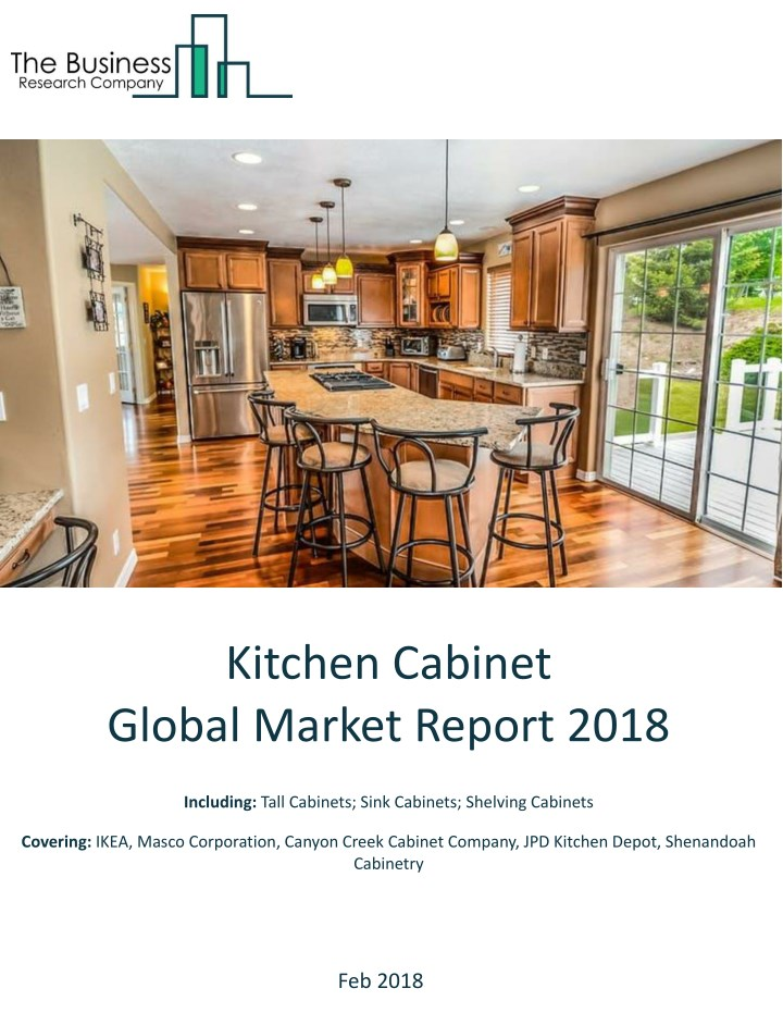 kitchen cabinet global market report 2018 n.